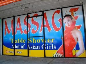 Massage Parlors in Las Vegas